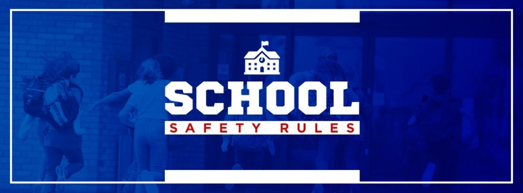 school safety rules